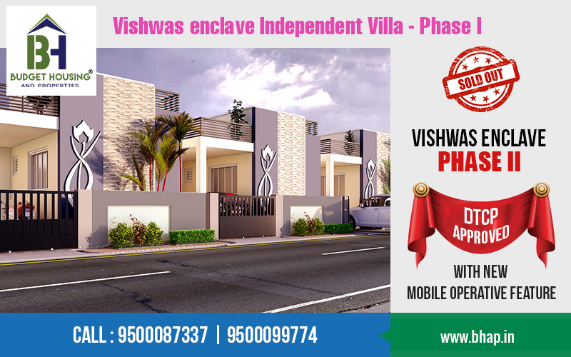 Budget Housing and Properties - Vishwas Enclave